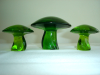 Viking Glass Mushrooms
